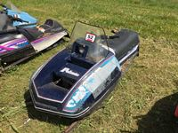 1979 Polaris TX-C 340 Snowmobile