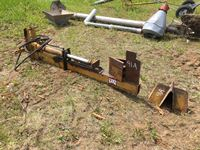 Heavy Duty Hydraulic Log Splitter