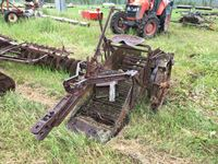 Ground Driven Potato Harvester