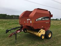 New Holland BR740 Silage Special Round Baler